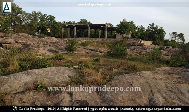 Walathapitiya Palaveli archaeological site