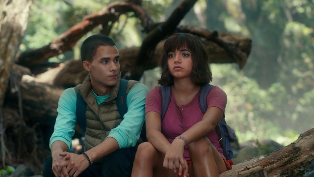 Dora and the Lost City of Gold (2019) Dual Audio [Hindi-DD5.1] 1080p BluRay ESubs Download