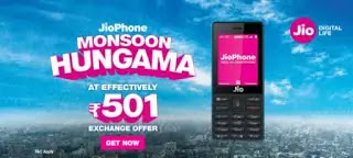 Reliance jio phone with six months free service rs 1095