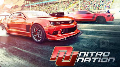 NITRO NATION 6 Apk + Mod + OBB for Android Unlimited Booster / No Blown