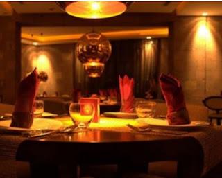 افضل مطعم بالرياض رومنسي ذا غلوب