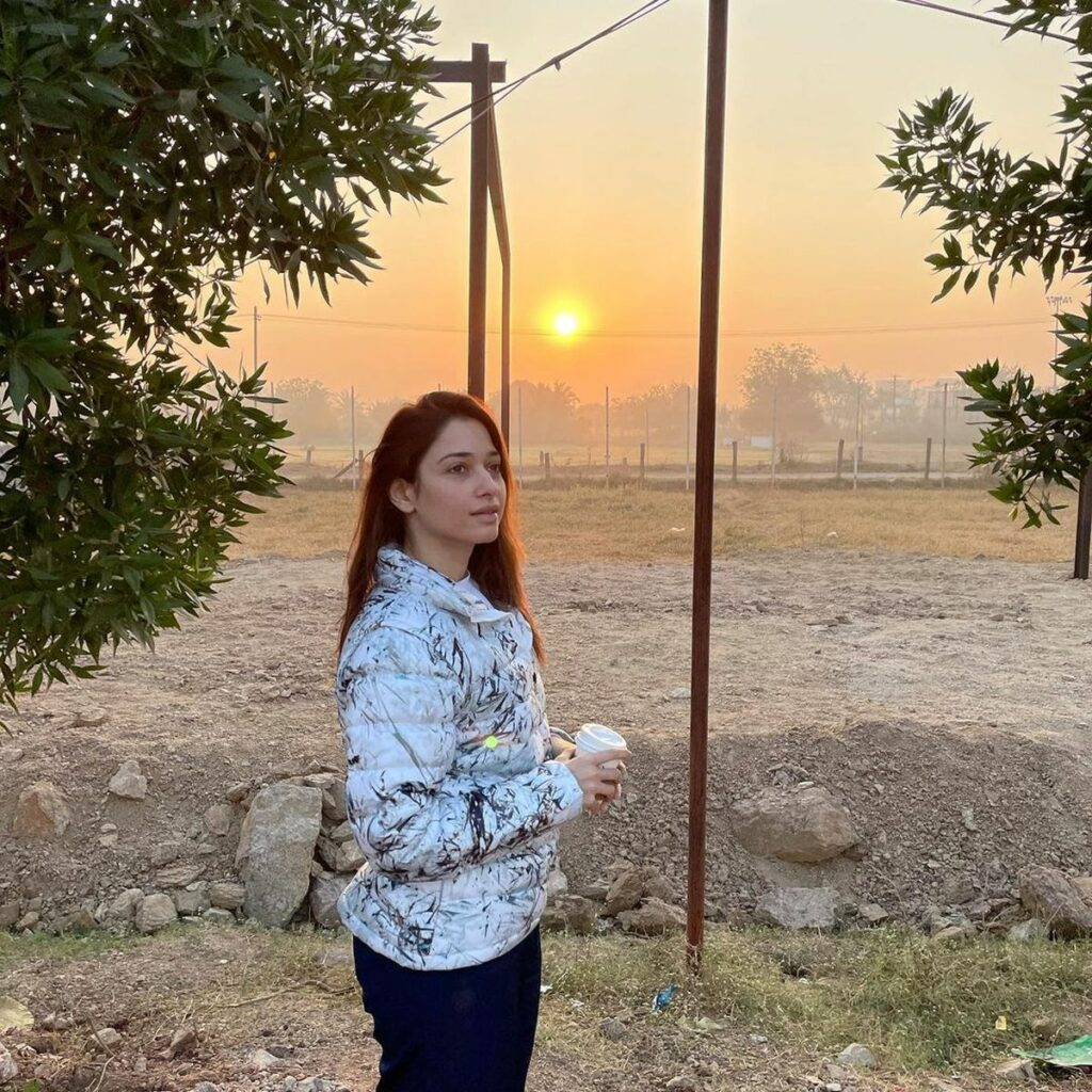 Pic of the day: Tamannaah Bhatia Shines sort of a Sun In These No-Makeup Pics
