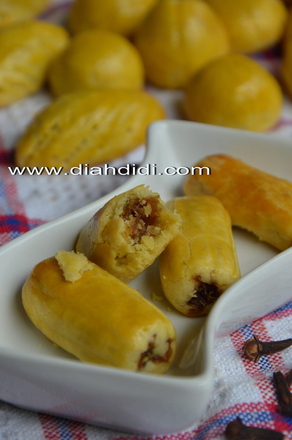 Diah Didis Kitchen Aneka Bentuk Nastar Resep Nastar Ekonomis