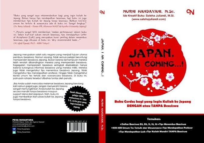 Ingin kuliah ke Jepang DENGAN atau TANPA Beasiswa, untuk Pelajar SMA, mahasiswa S1 dan S2, serta Guru yang ingin kuliah ke Jepang