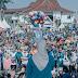 Ribuan Orang Rayakan Hari Kesehatan Nasional ke 55 di Plaza Pemda Karawang