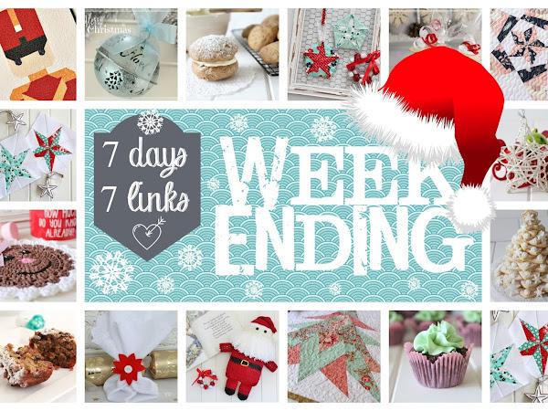 Week Ending (December 9)