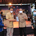 Ketika Wawako Bandung Diajak Wawako Erwin Yunaz Ke Pasar Ekraf 2020