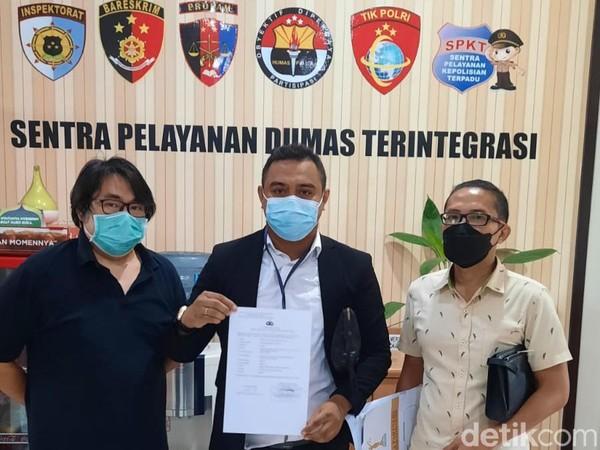 Palsukan Tanda Tangan, PSI Surabaya Dilaporkan ke Polisi Oleh Kadernya Sendiri