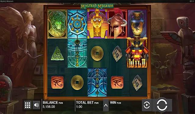 Ulasan Slot Push Gaming Indonesia - Mystery Museum Slot Online