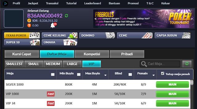 Judi Kartu Online IDN Poker Deposit Pulsa Tanpa Potongan