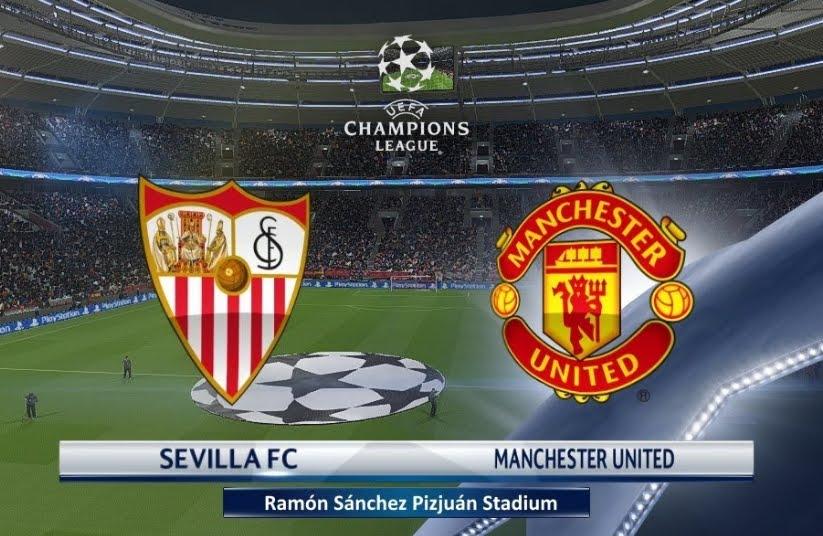 Siviglia-Manchester United Streaming Video: come vederla Gratis Online con cellulare Android e iPhone