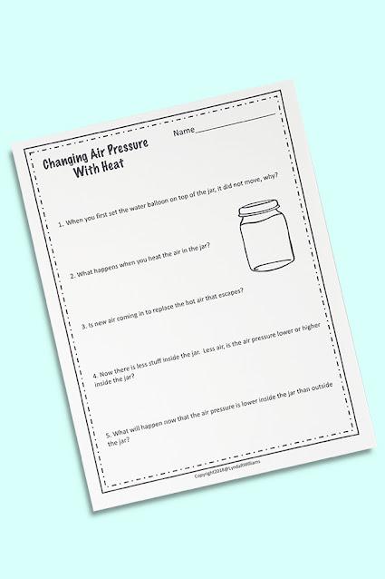 Worksheet Weather Middle school