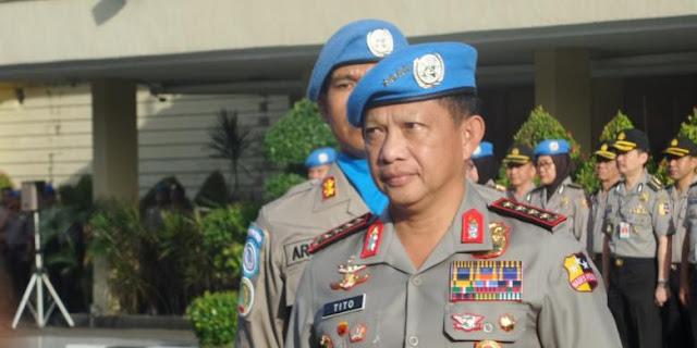 Pemilihan Usai, Ini Himbauan Kapolri Tito Karnavian