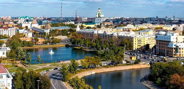 Astrakhan Uçak Bileti