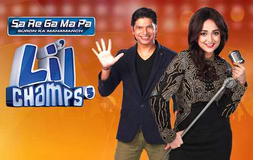 Sa Re Ga Ma Pa Lil Champs HDTV 480p 250MB 28 October 2017 Watch Online Free Download bolly4u