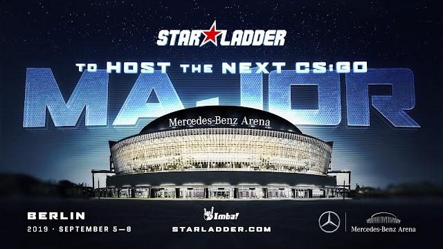 「StarLadder Major 2019 Europe Minor」に出場する8チームが決定