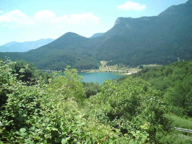 Λίμνη Δόξα, Φενεός - Ορεινή Κορινθία