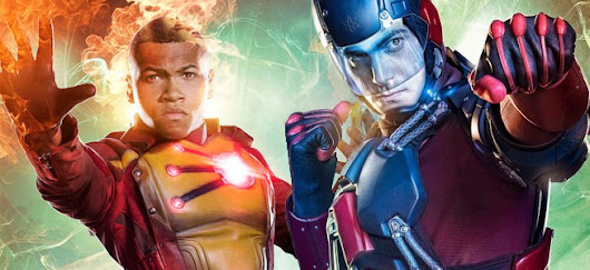My Initial Thoughts on DC's Legends of Tomorrow | Jori's Entertainment Journal