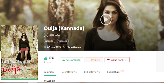 Ouija 2015 Kannada Full Movie Download 700mb 300MB