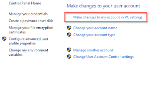 Cara Buat User Password Untuk Login Di Windows 10