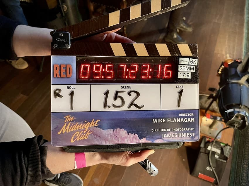 Майк Флэнеган начал снимать для Netflix новый хоррор-сериал The Midnight Club