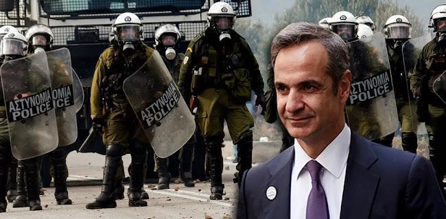 Μητσοτάκης προς πολίτες: «Θα είμαστε αυστηροί στην επιβολή του νόμου»! (που βγάζουν οι ίδιοι )