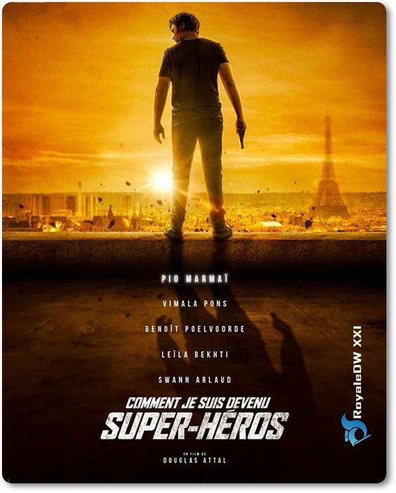 HOW I BECAME A SUPER HERO (2020))