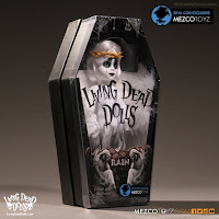 Mezco San Diego Comic-Con 2016 Exclusive Living Dead Dolls Resurrection Rain Doll