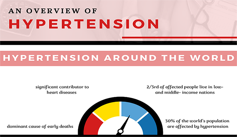 An Overview of Hypertension #infographic