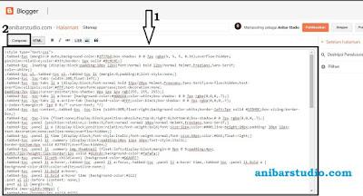 Cara mudah membuat sitemap menarik dan responsive di blogspot