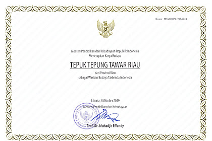 Tepuk Tepung Tawar Riau, Sepanjang Berjalan Menjulang Marwah