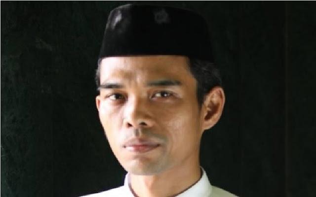 Begini Curhatan UAS Usai Batalkan Safari Dakwah di Jawa Timur