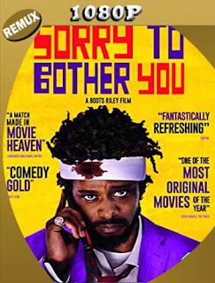 Sorry to Bother You (2018) HD [1080p REMUX] Subtitulada [GoogleDrive] SilvestreHD