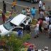Um morto e dois feridos após fuga e acidente em Monte Sião