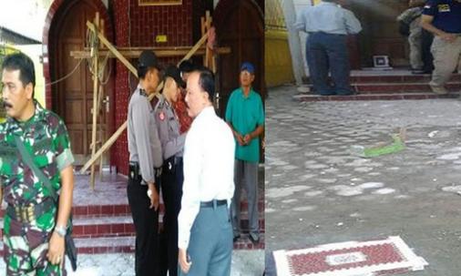 AL-Quran Dibuang di Depan Gereja, Tanggapan Polisi Gini...
