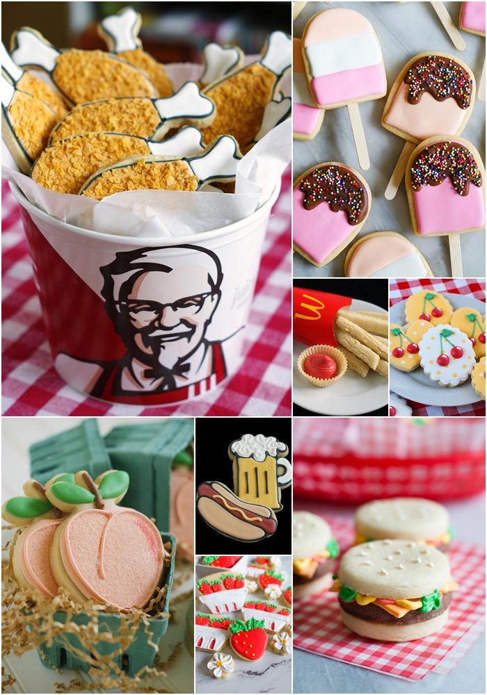 11 Summer Food-Themed Cookies