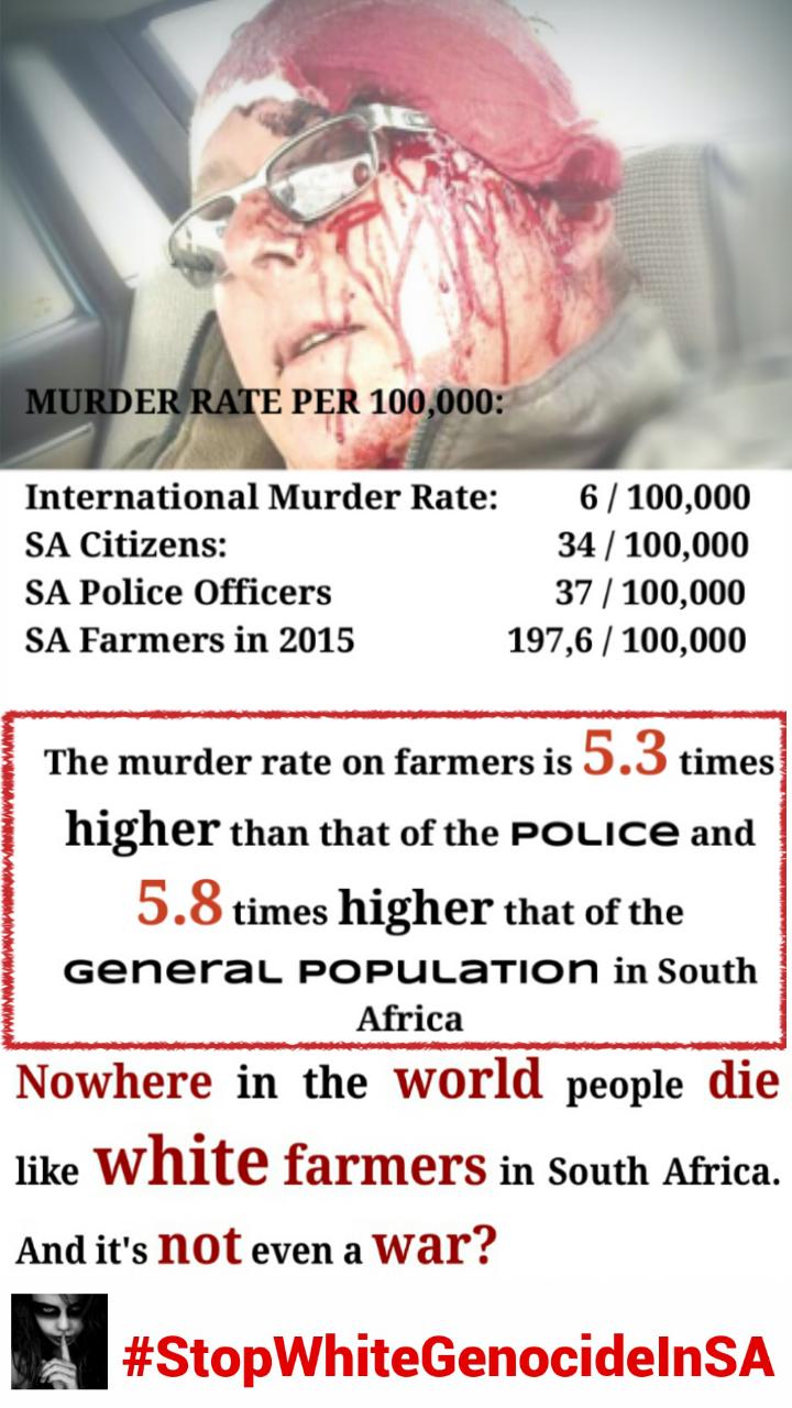 N Dogter #FarmAttack: Groblersd...
