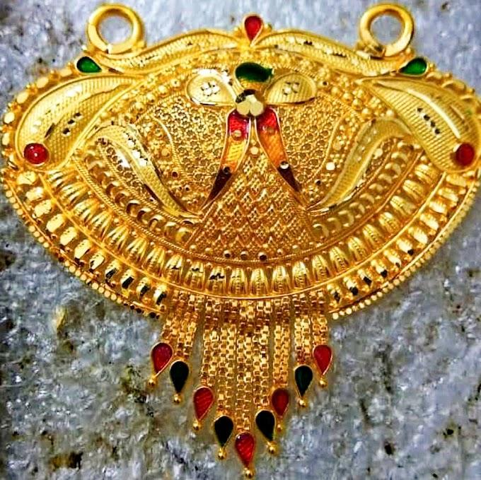 Ambuj Mangalsutra jewelry design Fdbnj