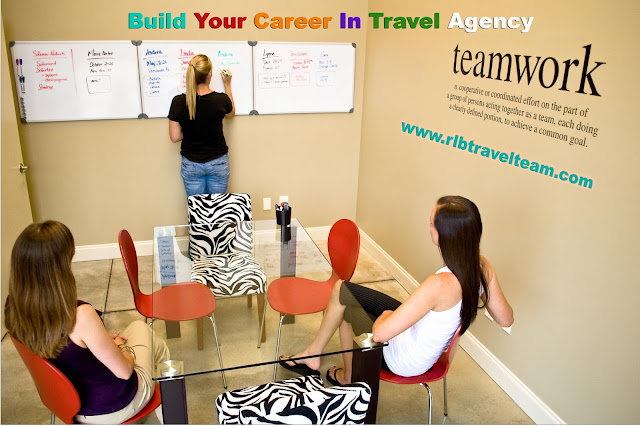 Build Your Career In Travel Agency