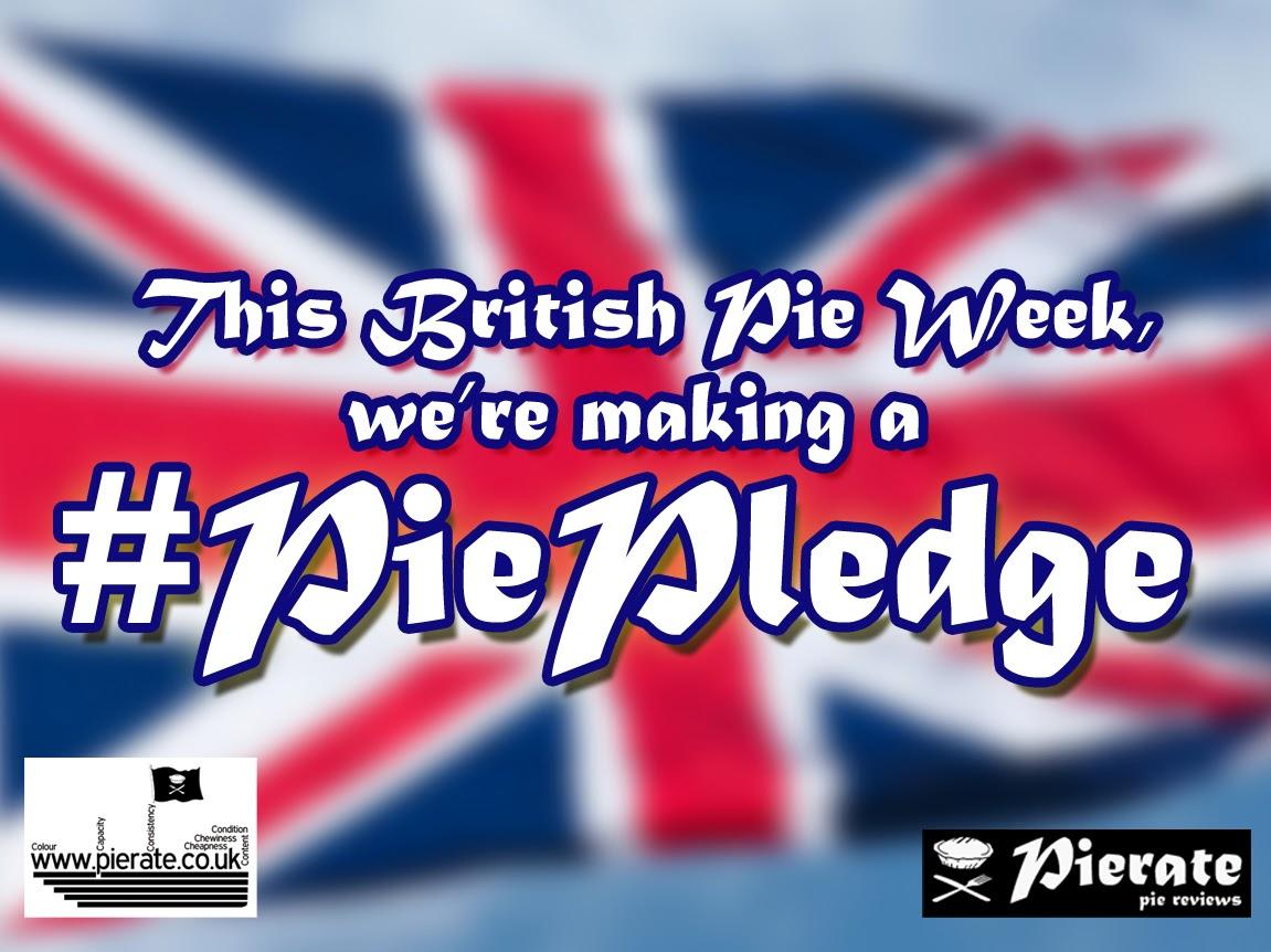 British Pie Week Pie Pledge