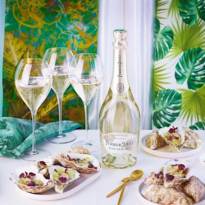 Perrier-Jouët Blanc de Blancs - O melhor do Chardonnay numa garrafa.