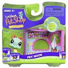 Littlest Pet Shop Pet Nooks Seahorse (#348) Pet
