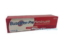 Logo Buscofen PreMestruale : diventa tester dell'integratore