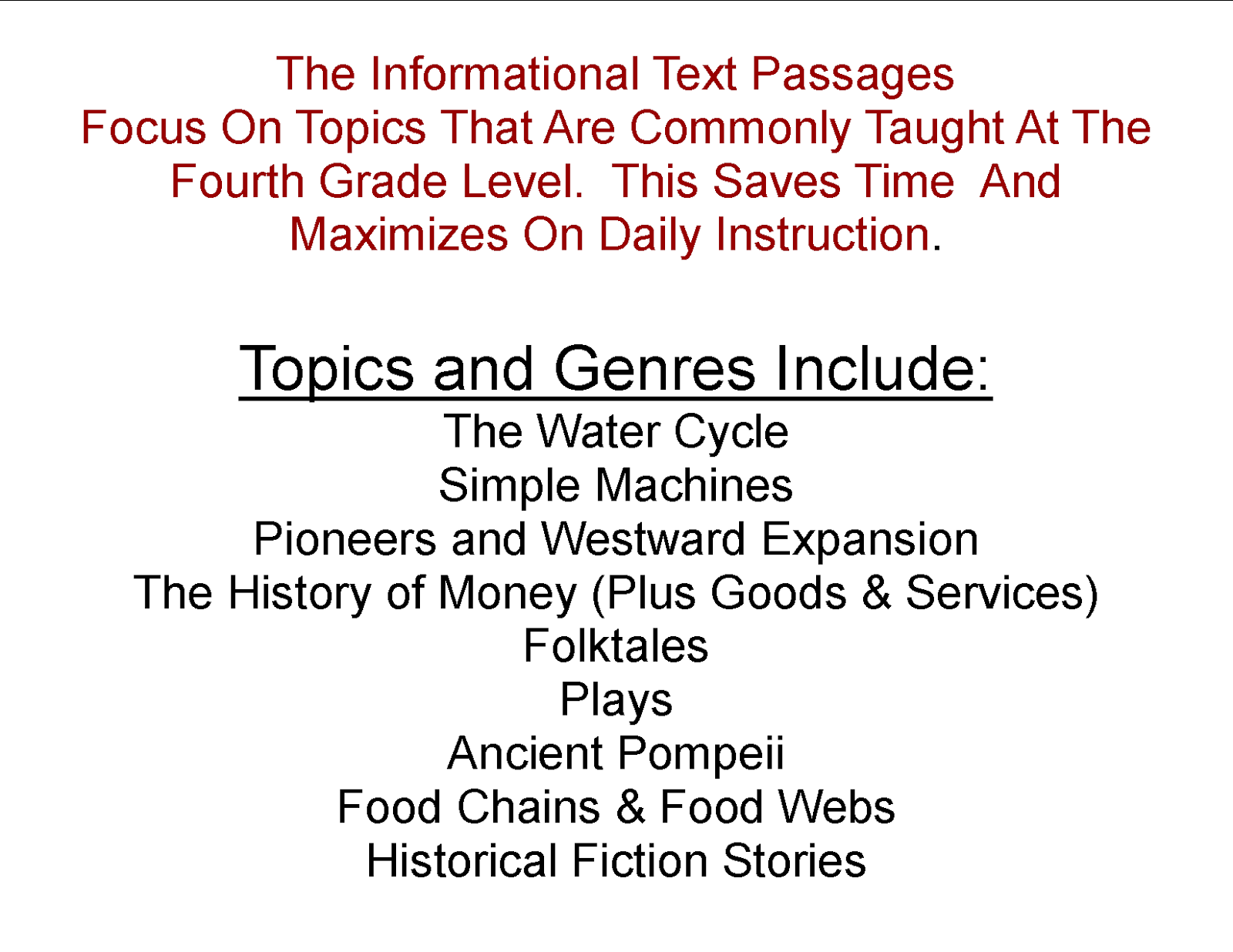Literacy Amp Math Ideas Nearly A Full Year Of Daily Common