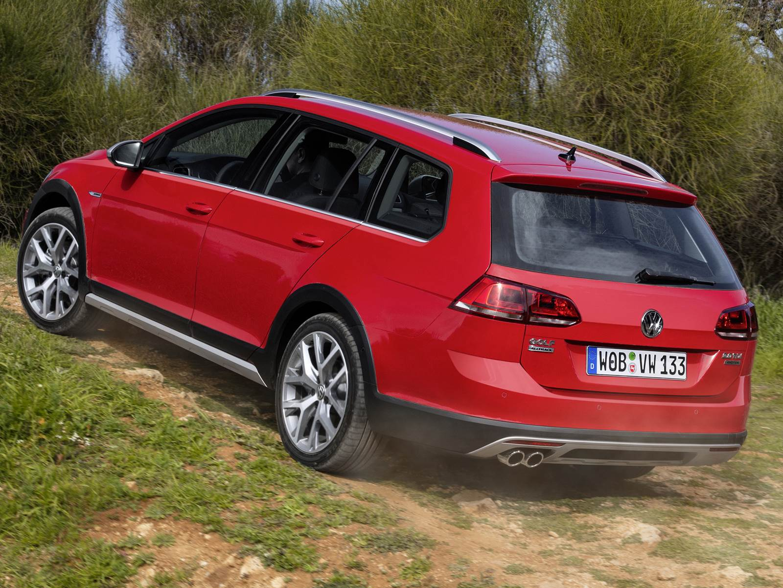 VW Golf Alltrack 2015