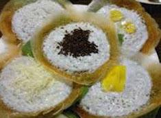 Resep makanan indonesia kue serabi notosuman spesial (istimewa) praktis mudah legit, sedap, enak, nikmat lezat