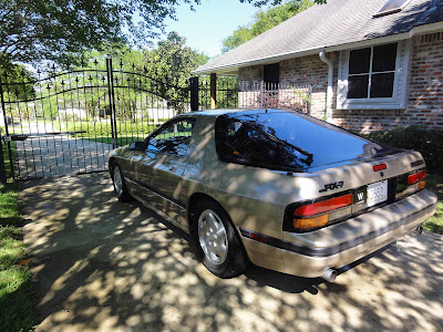 1988 RX7 GXL For Sale