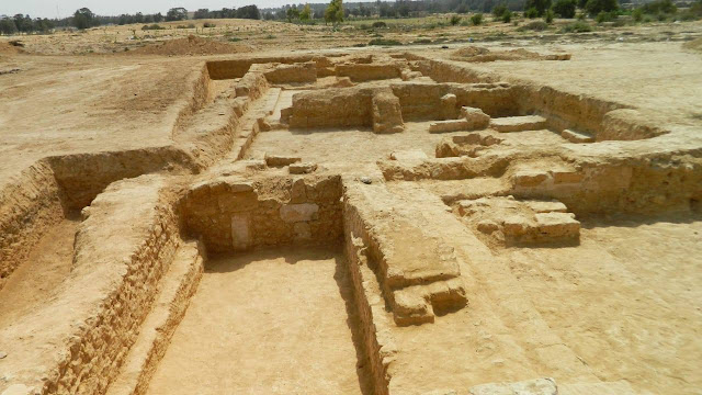 Roman, Byzantine chambers discovered in Alexandria