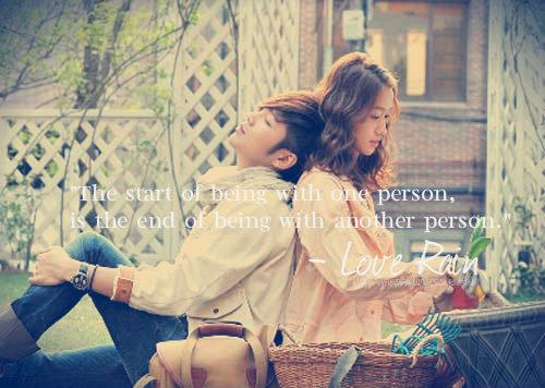 rain love quotes - photo #30