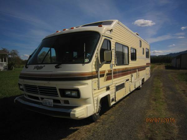 Used RVs 1988 Suncrest Class A Motorhome For Sale For Sale ...